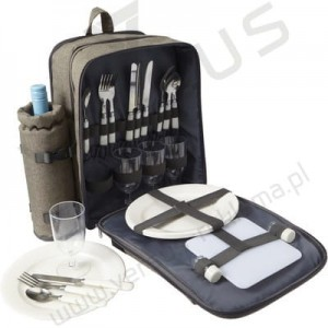ea8cff73e6e4f Plecak piknikowy z nakryciem dla 4 osób