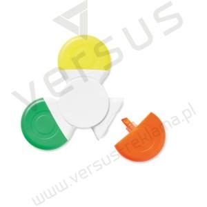 3bd38b12e276f Kolorowe zakreślacze z Twoim logo   Gadżety reklamowe versus-reklama.pl