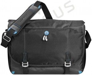 "Torba kurierska na laptop 17"" checkpoint friendly"