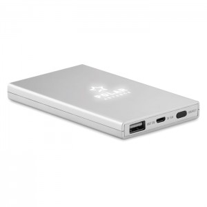 Powerbank 4000 mAh Light Up