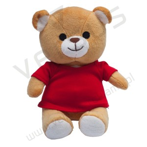 Maskotka Dressed Teddy,